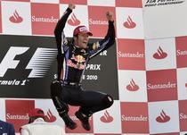 Webber, victorie la Silverstone