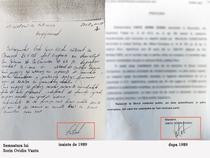 Comparati semnaturile 1