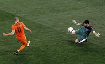Casillas, portarul anului 2010