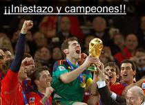 Spania, campioana a lumii