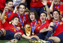 Spania, noua campioana a lumii