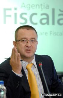 Sorin Blejnar, presedintele ANAF
