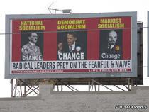 Barack Obama alaturi de Hitler si Lenin