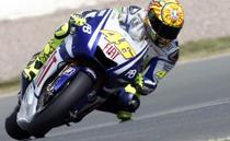 Valentino Rossi, din nou pe circuit