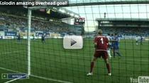 Gol superb in Rusia
