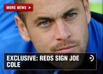 Joe Cole, transferat la Liverpool