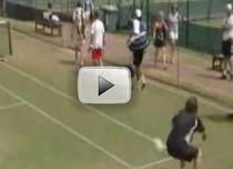 Jonglerii la Wimbledon