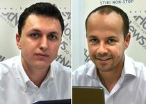 Alexandru Manaila si Alexandru Balasescu