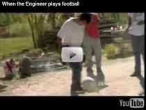 Inginerii si fotbalul