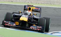"Vettel, pole la cursa ""de casa"""