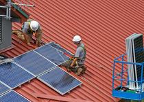 Instalare panou solar
