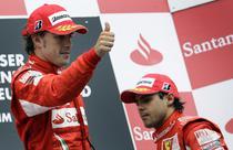 Ferrari, dubla la MP al Germaniei