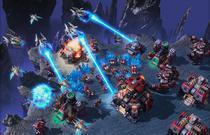 Scena de lupta din noul Starcraft