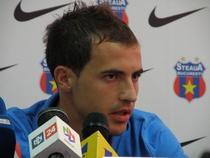 Bogdan Stancu, pe vremea cand juca la Steaua