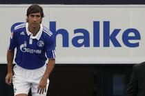 FOTOGALERIE Raul, noul jucator al lui Schalke