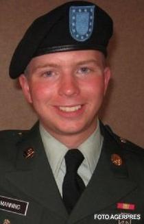 Soldatul Bradley Manning