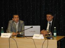 Andrei Cionca si Adrian Olteanu