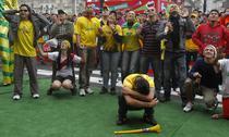 Tristete mare in Brazilia