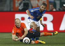 Robben, motiv de cearta intre Bayern si Federatia olandeza