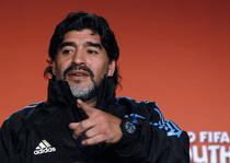 Maradona, inca patru ani la nationala?