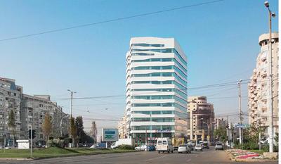Cladire birouri premiata la sectiunea Arhitectura II