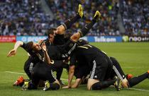 Fotogalerie Argentina vs Germania