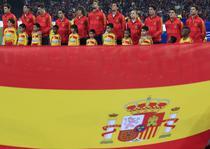 Spania, cea mai buna echipa a anului 2010