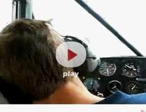 A lesinat pilotul