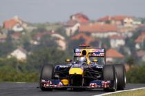 Vettel, cel mai rapid pe Hungaroring