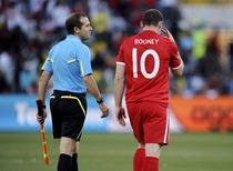 Rooney, intr-un moment greu al carierei