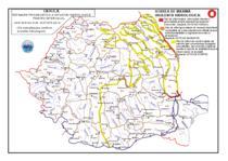 Avertizare hidrologica 4-5 iulie