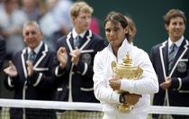 Nadal, triumfator la Wimbledon 2010