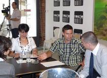 Premierea castigatorilor Antreprenor in Romania