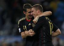 Klose si Podolski la Mondial