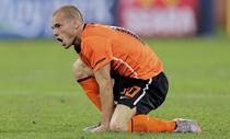 Wesley Sneijder, dorit de Manchester United