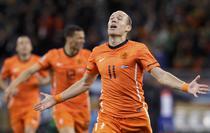 Fotogalerie Uruguay vs Olanda