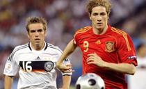 Germania vs Spania