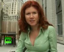 Anna Chapman a ajuns vedeta in Rusia dupa acest scandal