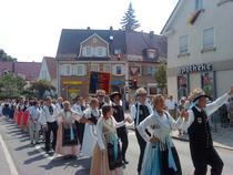 Parada dansatorilor in Betzingen 2