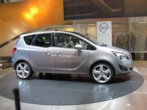 Noua generatie Opel Meriva