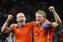 Robben ar putea fi jucatorul Mondialului