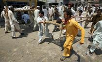 Atentatul din Pakistan