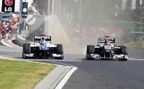 Schumacher, duel incorect cu Barrichello