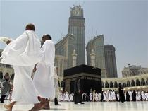 Pelerini la Mecca