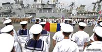 Ceremonial Blackseafor, la Baza Navala Constanta