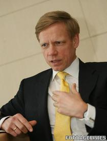 Steven Van Groningen, CEO Raiffeisen Bank