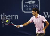 Federer joaca in prima zi la US Open