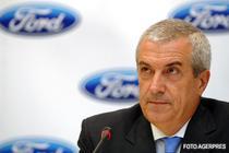 ATS - compania lui Tariceanu vinde masini Ford