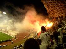 """Atmosfera incendiara din Split a """"topit"""" Unirea"""
