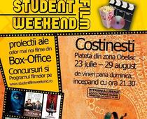 Afisul StudentFilm Weekend